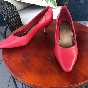 Bella Vita New Without Box Wow Red Heels - 6.5M